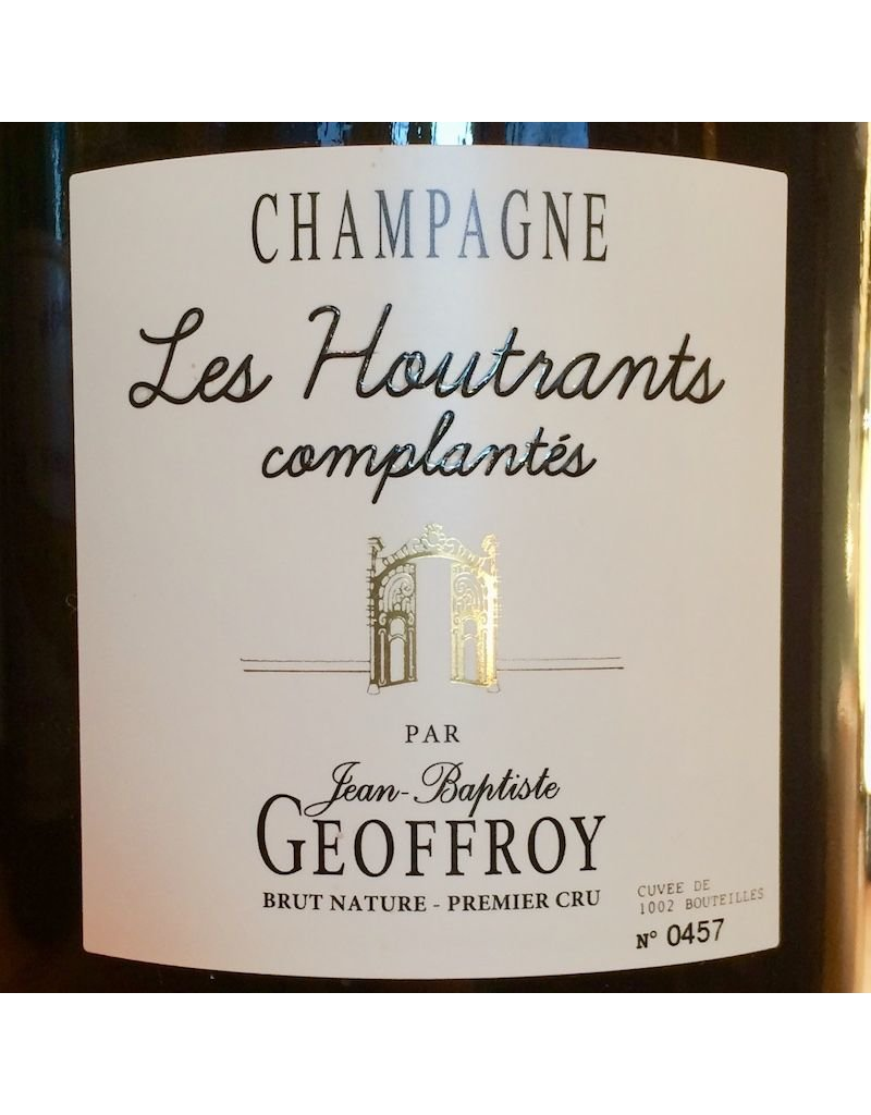 "Geoffroy Champagne ""Les Houtrants"""
