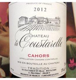 2012 Chateau la Coustarelle Cahors