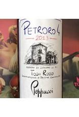 """2013 Peppucci Todi Rosso """"Petroro 4"""""""