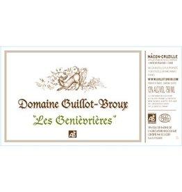 """2017 Guillot-Broux Macon Cruzille """"Les Genievrières"""""""