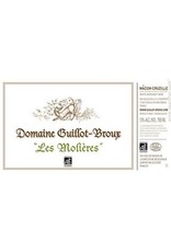 """2015 Guillot-Broux Macon Cruzille """"Les Molières"""""""
