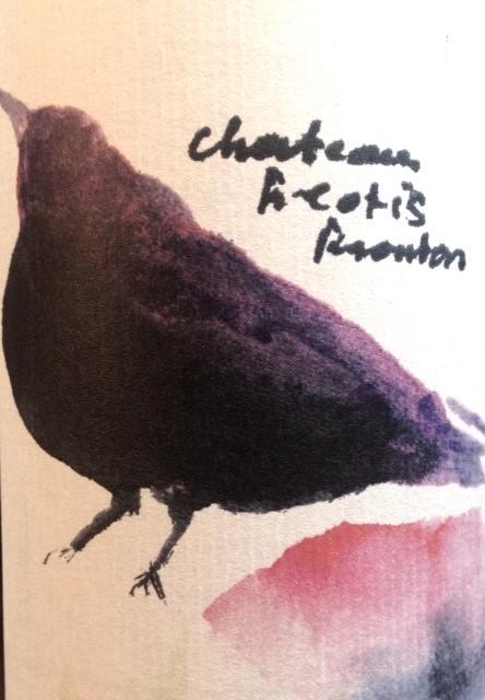 2013 Chateau Flotis Fronton Rouge Cuvee Jeanne