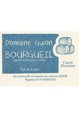 "2016 Domaine Guion Bourgeuil ""Cuvee Domaine"""