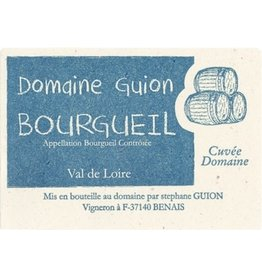 "2016 Domaine Guion Bourgeuil ""Cuvee Domaine"""