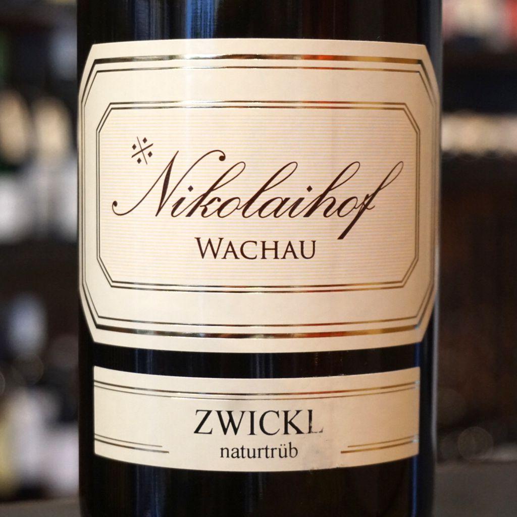 "2016 Nikolaihof Wachau Gruner Veltliner ""Zwickl"""