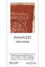 Francesca Castaldi Pianazze Rosso