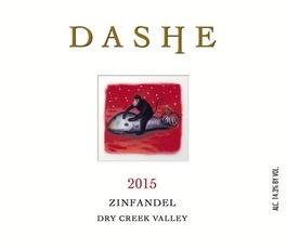 2015 Dashe Cellars Dry Creek Valley Zinfandel