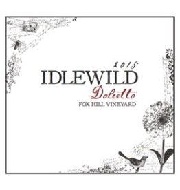 2016 Idlewild Dolcetto