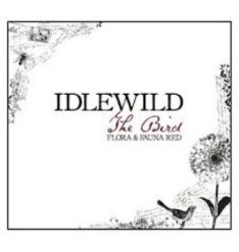 2016 Idlewild The Bird Flora & Fauna Red