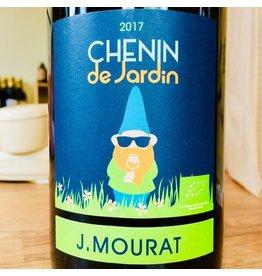 """2017 J. Mourat """"Chenin de Jardin"""""""
