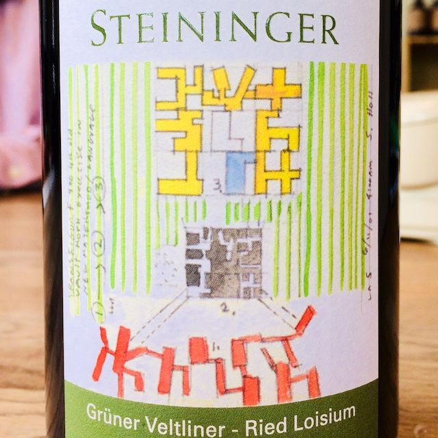 "2016 Steininger Kamptal Reserve Gruner Veltliner ""Loisium"""