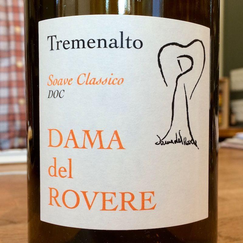"""2017 Dama del Rovere Soave Classico """"Tremenalto"""""""