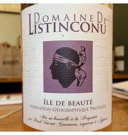 2017 Domaine de Listinconu Ile de Beaute Rose