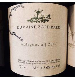 2017 Domaine Zafeirakis Malagousia