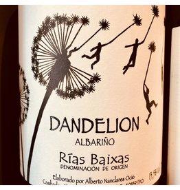 2017 Alberto Nanclares Ocio Dandelion Albarino Rias Baixas
