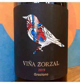 2015 Vina Zorzal Navarra Graciano