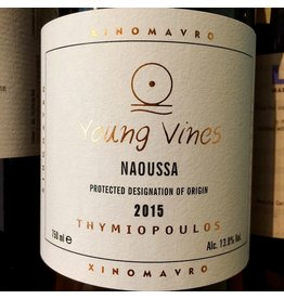 "2015 Thymiopoulos Noussa Xinomavro ""Young Vines"""