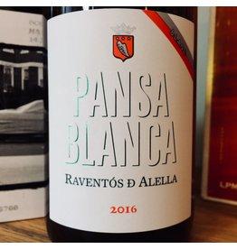 2016 Raventos De Alella Pansa Blanca