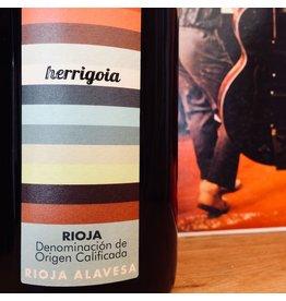"2017 Companon Arrieta ""Herrigoia"" Rioja Alavesa"