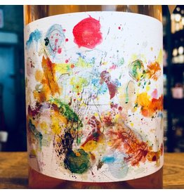 2017 Vinca Minor Mendocino Hawkeye Ranch Carignan Rose