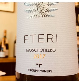 "2017 Troupis ""Fteri"" Moschofilero"