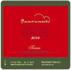 2012 Benvenuti Teran