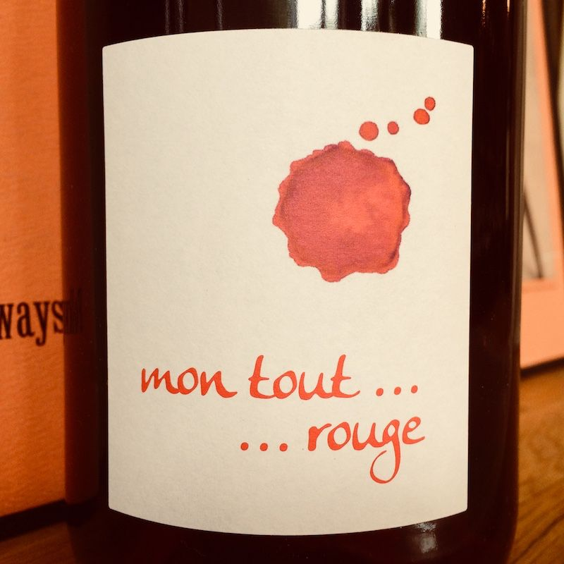 2017 Domaine la Piffaudiere Mon Tout Rouge