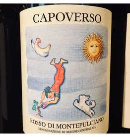 2016 Capoverso Rosso di Montepulciano