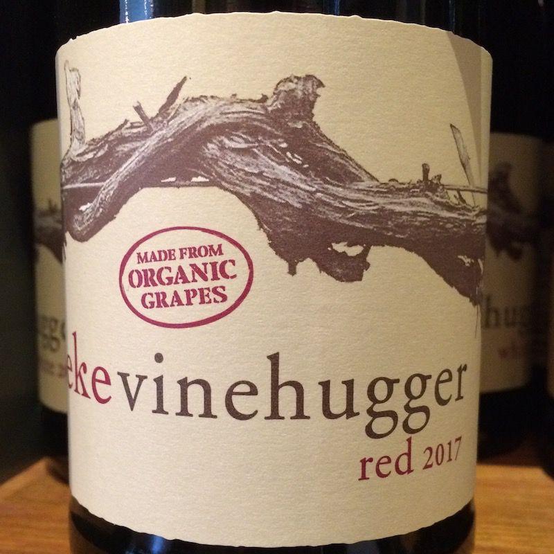 "South Africa 2017 Reyneke ""Vinehugger"" Red Western Cape"