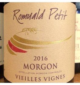 2016 Romuald Petit Morgon VV