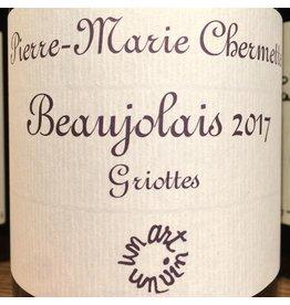 """2017 Pierre-Marie Chermette Beaujolais """"Les Griottes"""""""