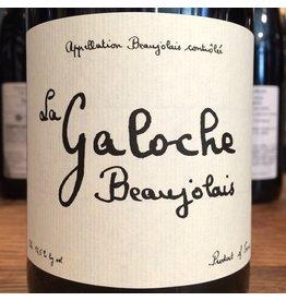 """2016 Domaine de Bellevue Beaujolais """"La Galoche"""""""