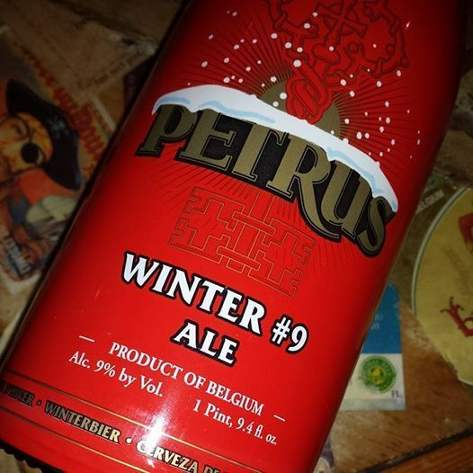 De Brabandere 'Petrus Winter #9' Ale 750ml