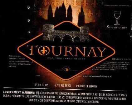 De Cazeau 'Tournay' 11.2oz Sgl