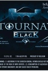 De Cazeau 'Tournay Black' 11.2oz Sgl