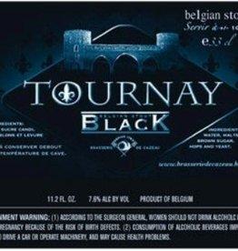 De Cazeau De Cazeau Tournay 'Black' 11.2oz Sgl