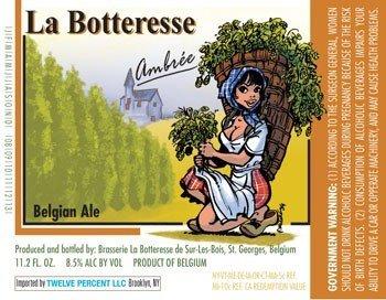 La Botteresse La Botteresse Ambree 11.2oz Sgl