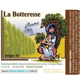 La Botteresse La Botteresse Brune 330ml