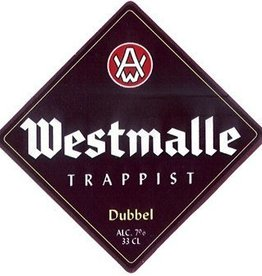 Westmalle 'Trappist Dubbel' 11.2oz Sgl