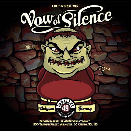 Parallel 49 'Vow of Silence' 650ml