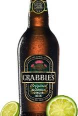 Crabbie's 'Ginger Beer' 11.2oz Sgl