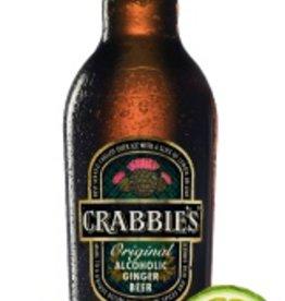 Crabbie's Crabbie's 'Ginger Beer' 11.2oz Sgl