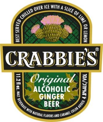 Crabbie's Ginger Beer' 330ml