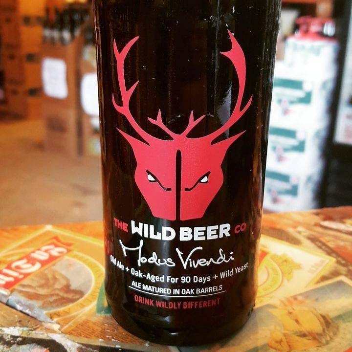 Wild Beer Co. 'Modus Vivendi' 11.2oz