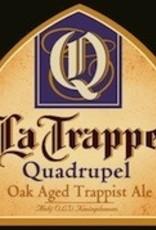 Koningshoeven / La Trappe 'Oak Aged Quad - Batch 12' 375ml