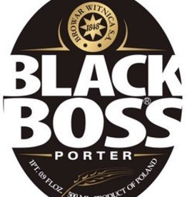 Witnica 'Black Boss' Porter 500ml