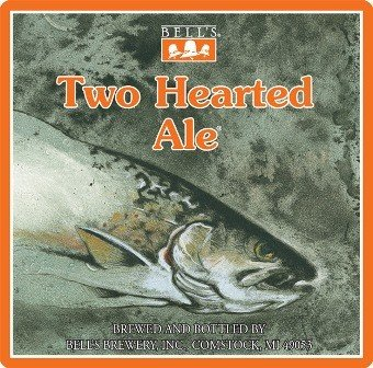 Bell's 'Two Hearted' Ale 12oz Sgl