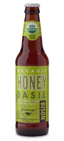 Bison Bison 'Organic Honey Basil' 12oz Sgl