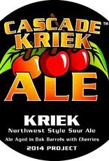 Cascade 'Kriek - 2014 Project' Sour Ale 750ml