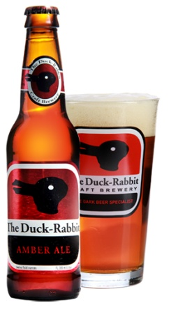 Duck Rabbit Duck Rabbit Amber Case (12oz - Box of 24)